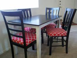 Seat Cushions Dining Room Chairs Cushions Dining Room Chairs