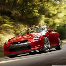 nissan red car nissan gtr car 4k hd desktop wallpaper for 4k ultra hd tv
