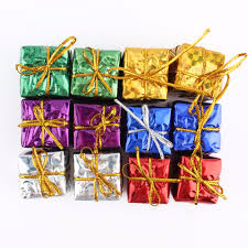 aliexpress com buy 12pc fashion pendant gift box christmas tree