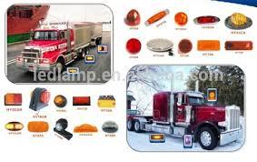 led side marker lights for trucks e mark led side marker light for truck trailer clearance light