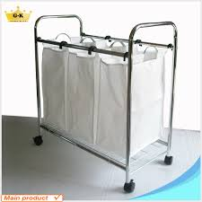 Laundry Hamper 3 Compartment by Laundry Sorter Laundry Sorter Suppliers And Manufacturers At