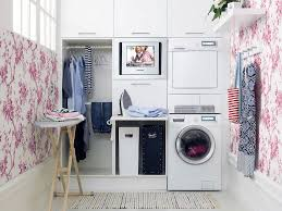 Small Space Bedroom Storage Solutions Small Laundry Room Storage Solutions U2014 Home Design Lover The
