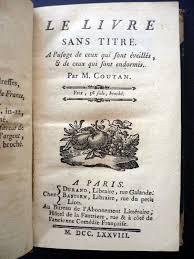 le bureau originale le livre sans titre a l usage de ceux qui sont éveillés de ceux qui