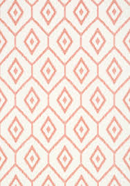 bari ikat coral t64139 collection caravan from thibaut paint