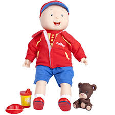 caillou friend electronic doll caillou friend doll