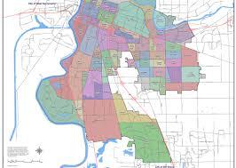 San Jose Neighborhood Map by Downtown Sacramento Map Enlarged Birthday Party Ideas