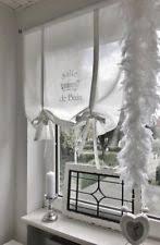 gardinen fürs badezimmer markenlose rollos gardinen vorhänge im shabby stil für