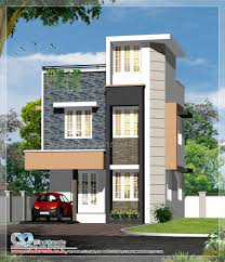 Latest Home Design In Tamilnadu House Design With Rooftop Philippines Hiqra Pinterest