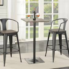 Industrial Bar Table Coaster Bar Units And Bar Tables Industrial Bar Table Coaster