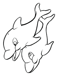 printable dolphin images coloring pages of dolphins printable dolphin coloring pages dolphin