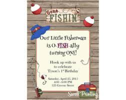 fishing birthday invitations fishing birthday invitations for
