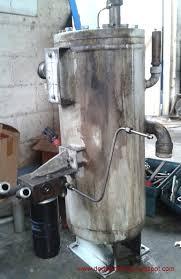 mengatasi overheating pada air compressor