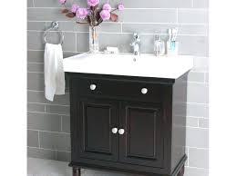 Narrow Bathroom Vanities Shop Narrow Depth Bathroom Vanities And Cabinets With Free