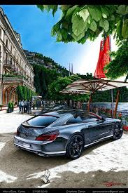 what if a team of young designers creates the mercedes benz sl
