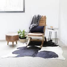 cowhide rugs u2013 at home style