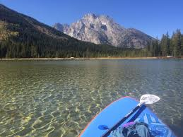 Wyoming Lakes images Our top 3 lakes for small boating activities in jackson wyoming jpg