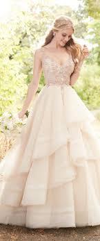 wedding dress 2017 wedding dress trends 2017 ruffled skirts the magazine