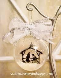 diy christmas ornaments diy glass christmas tree ornaments