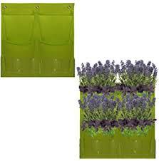 amazon com large 1 pocket vertical garden planter living wall