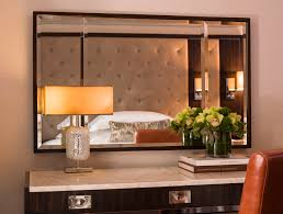 Living Room Mirrors 10 Design Ideas To Steal From Hotels Huffpost