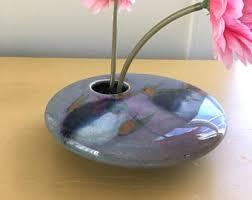 Frog Flower Vase Shallow Vase Etsy