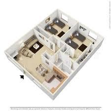 Dartmouth Floor Plans 2x1 Dartmouth 768 Sq Ft Spacious Floor Plan With A 12 U0027x16