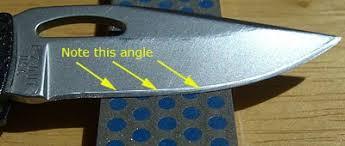 sharpening knives 101