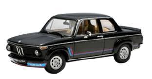 bmw 2002 model car amazon com 1973 bmw 2002 turbo black 1 43 diecast car model