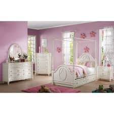 dorothy poster bed with canopy in ivory multiple sizes options