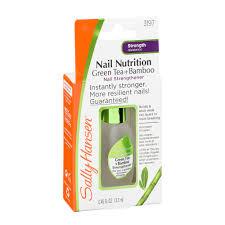 sally hansen nail nutrition nail strengthener 3197 strength 0 45