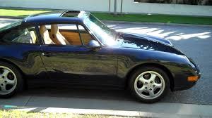 1996 porsche 911 for sale 1996 porsche 911 993 coupe air cooled collectible porsche