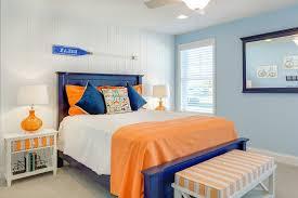 orange and blue bedroom orange and blue bedroom home design plan