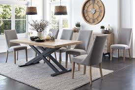 Bari  Piece Dining Suite By John Young Furniture Harvey Norman - Dining room suite