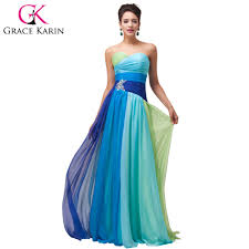 ombre blue evening dress dress images