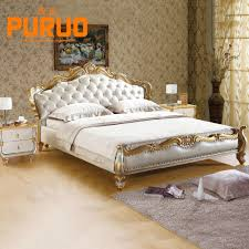 bedroom modern french beds french leather bed suppliers and