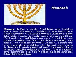 candeliere ebraico il calendario ebraico tishri settembre ottobre chesavan ppt