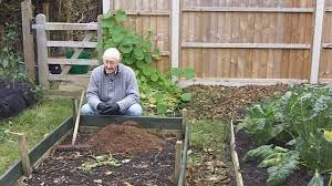 Types Of Vegetable Gardening by My New Permaculture Type Raised Bed Vegetable Garden Youtube