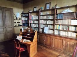 bureau et maison file maison de george sand cabinet de travail au premier étage