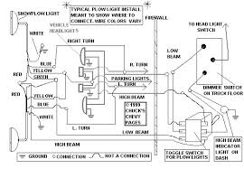wiring snow plow lights snow plow head light wiring schematic snowplowing contractors com