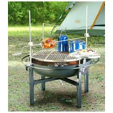 fire pit grill table combo fire pit grill combo piceditors com