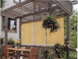 Drop Down Blinds Patio Awnings In Springfield Mo Outdoor Rooms By Design