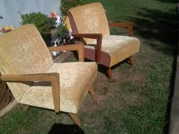 pair of paoli chair co platform rockers collectors weekly