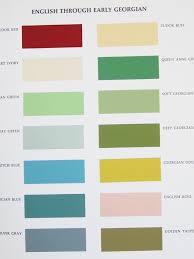 georgian paint colours interior google search paints