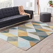 Geometric Area Rug by 15 Best Wool Rugs Decor Ideas Custom Home Design