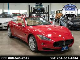 vintage maserati convertible used sold cars for sale salem oh 44460 jk u0027s galleria of vintage