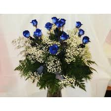 blue roses delivery kennedy velt flowers and gifts blue roses philadelphia pa