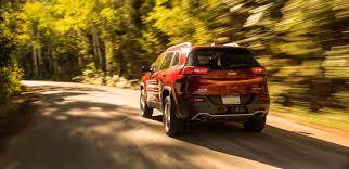 jeep cherokee back 2019 jeep cherokee rear back side background forest 4k hd