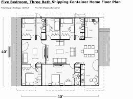 cargo container homes floor plans 45 awesome images of container home floor plans home house floor