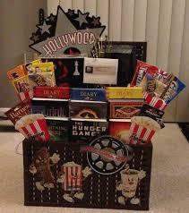 Movie Baskets Raffle Basket Ideas For Fundraiser Mardi Gras Fundraiser