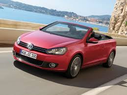 red volkswagen convertible gone since 2002 the volkswagen golf cabrio could come back to the
